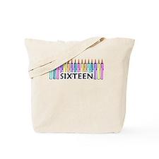 Sixteen Candles Tote Bag