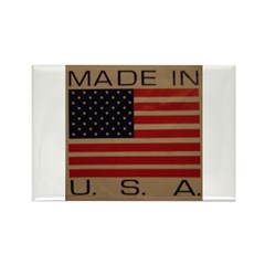 UNFADED GLORY™ Rectangle Magnet
