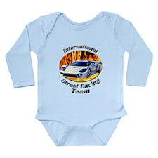 Saleen S7 Long Sleeve Infant Bodysuit