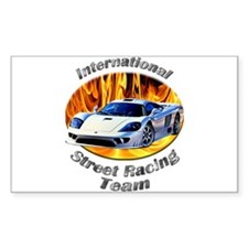 Saleen S7 Decal