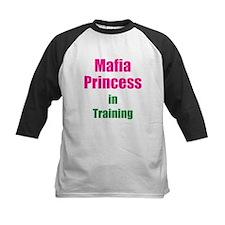 Mafia Princess in Training Tee
