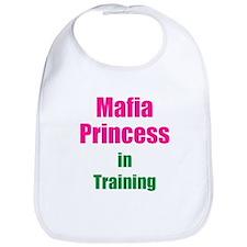 Mafia Princess in Training Bib