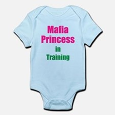 Mafia Princess in Training Infant Bodysuit