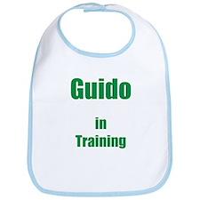 Guido In Training Bib