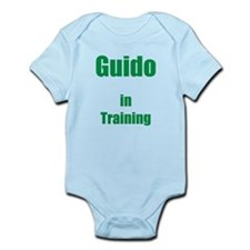 Guido In Training Infant Bodysuit