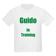 Guido In Training T-Shirt