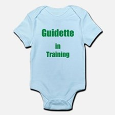 Guidette In Training Infant Bodysuit