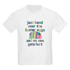 Funny Easter Eggs T-Shirt