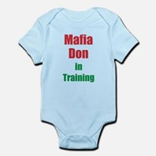 Mafia Don in Training Infant Bodysuit