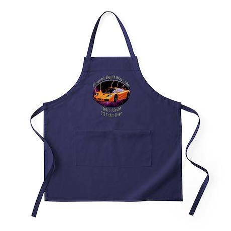 McLaren F1 Apron (dark)