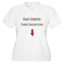 Baby Guidette Under Construction T-Shirt