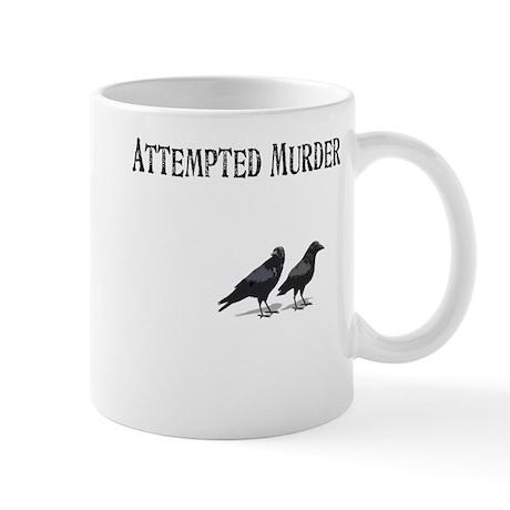 Attempted Murder - Mug