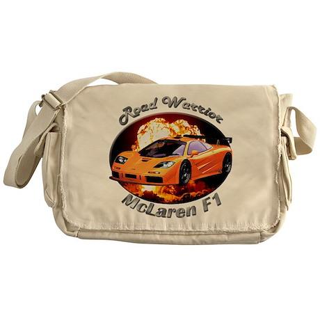 McLaren F1 Messenger Bag