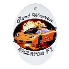 McLaren F1 Ornament (Oval)
