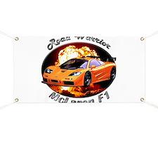 McLaren F1 Banner
