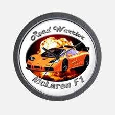 McLaren F1 Wall Clock
