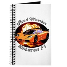 McLaren F1 Journal