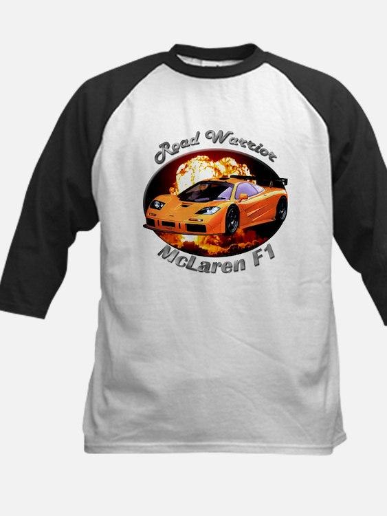 McLaren F1 Kids Baseball Jersey