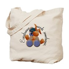 Somebunny Tote Bag
