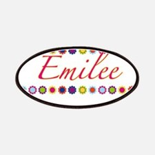 Emilee with Flowers Patches