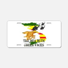 Navy SEALs TMWGF Aluminum License Plate