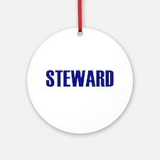 Steward Ornament (Round)