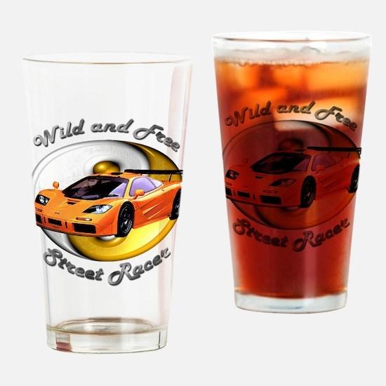 McLaren F1 Drinking Glass
