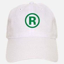 I Am Registered Baseball Baseball Cap