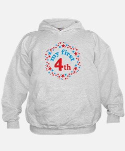 First 4th of July Hoodie