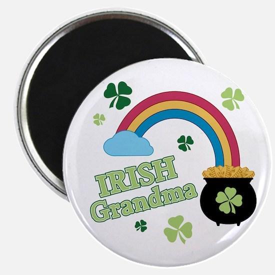 """Irish Grandma 2.25"""" Magnet (10 pack)"""