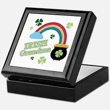 Irish Grandma Keepsake Box