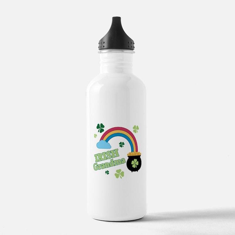 Irish Grandma Water Bottle