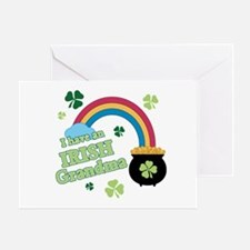 Have Irish Grandma Greeting Card