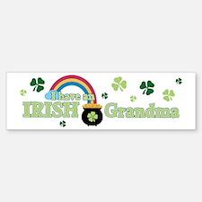 Have Irish Grandma Sticker (Bumper)