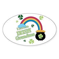 Have Irish Grandma Decal
