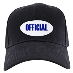 Official Baseball Hat