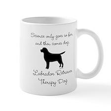 Labrador Retriever Therapy Dog Mug