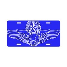 Cool Mq 9 reaper Aluminum License Plate
