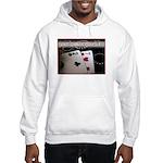 Live Dangerously Hooded Sweatshirt