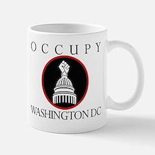 Ocuppy Washington DC Mug