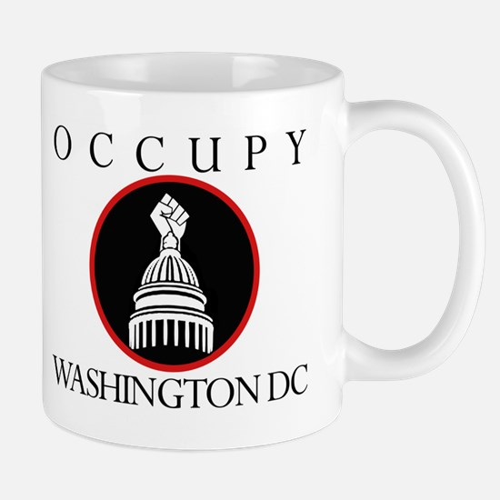 Ocuppy Washington DC Mug