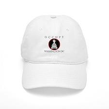 Ocuppy Washington DC Baseball Cap
