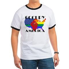 Occupy America LGBTQ T