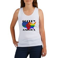 Occupy America LGBTQ Women's Tank Top