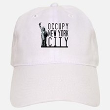 Occupy New York City Baseball Baseball Cap