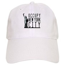 Occupy New York City Baseball Cap