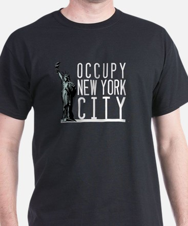 Occupy New York City T-Shirt