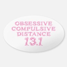 Obsessive Compulsive Distance Decal