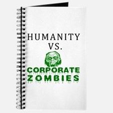 Humanity vs. Corporate Zombie Journal