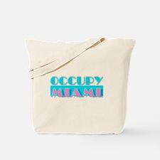 Occupy Miami Tote Bag
